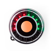 Navi Light 360° Tricolour 2NM - Red/Green/White