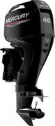 Mercury 40 4-Cylinder FourStroke Outboard Engine - 40 HP
