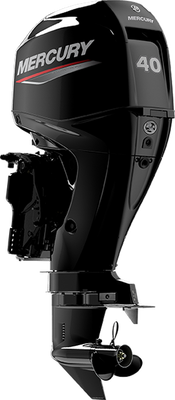 Mercury 40 hp EFI (3 cylinder) FourStroke Outboard Engine - 40 HP