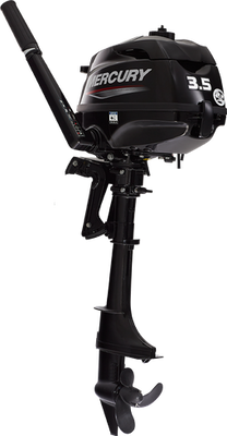 Mercury 3.5 FourStroke Outboard Engine - 3.5 HP