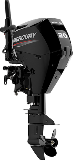 Mercury 20 EFI FourStroke Outboard Engine - 20 HP