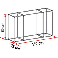 Kit Frame Cargo Back - 06106-01-