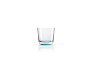 Non slip Tumbler, vivid blue, designed by Marc Newson - Pack of 4
