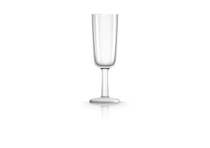 Non slip Champagne Flute, white, designed by Marc Newson - Pack of 4