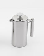 Stainless Steel Cafetiere – Double Walled