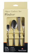 Windsor 16 Piece Cutlery Set