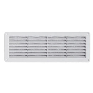 Rectangular Wall Vent 370 x 123mm - 20545 RECT V 370X123