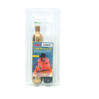 LALIZAS Auto re-arm kit for JS1adult lifejacket,33gr