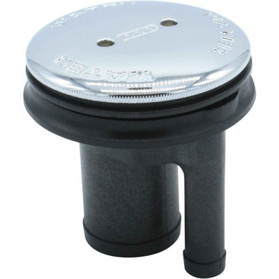 Perko 0541 Water Deck Filler With Straight Neck (38mm / 16mm Vent)  305573