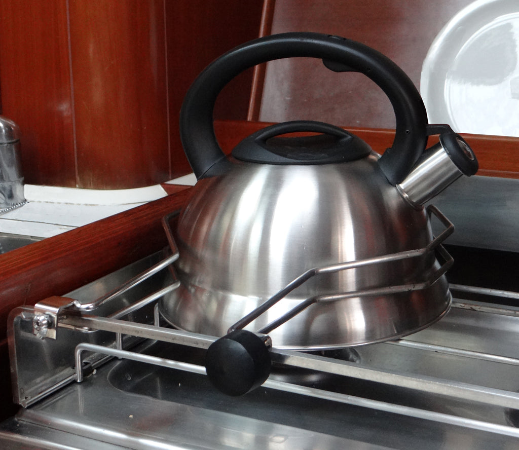 Galley Kettle, 2.7 litre, satin finish