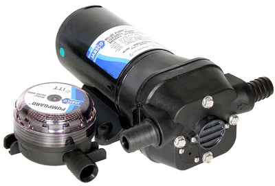 "Self-priming diaphragm pump 12 volt d.c. - Connections for 19mm (¾"") bore hose (31705-0092)"