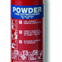 Firechief Fire Extinguisher 1kg 5A 34B C Dry Powder