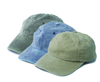 Baseball Cap – Pigment Dyed