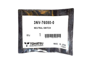 3NV-76080-0   NEUTRAL SWITCH  - Genuine Tohatsu Spares & Parts