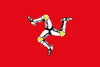 Isle of Man Flag 30 x 45cm