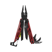 Leatherman Signal® Multi-Tool w/Nylon Sheath - Red Cerakote