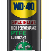 WD40 High Performance PTFE Lubricant - 400 ml – with Smart Straw