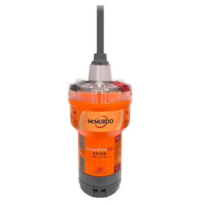 McMurdo SmartFind E8 EPIRB with Manual Bracket