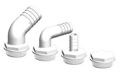 TRUDESIGN Aquavalve Fittings
