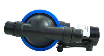 Self-priming diaphragm waste pump 24 volt d.c. Robust single diaphragm design - Jabsco 50890-1100