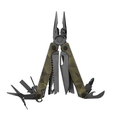 Leatherman Charge®+ Multi-Tool w/ Nylon Sheath - Camo
