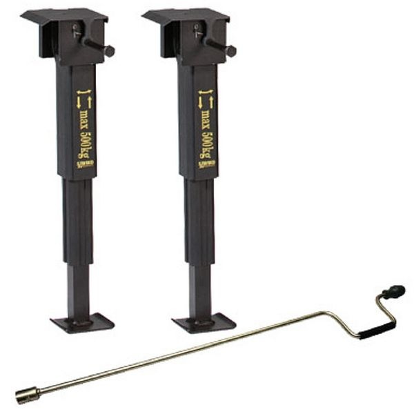 Arex Light Plastic Steady Legs (Double Extended / Pair) - PAIR AREX 1629789