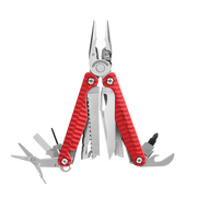 Leatherman Charge®+ G10 Multi-Tool w/ Nylon Sheath - Red