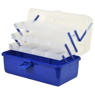 Shakespeare Cantilever 3 Tray Tackle Box