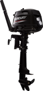 Mercury 6 FourStroke Outboard Engine - 6 HP