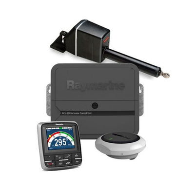 Raymarine Evolution Autopilot Pack with Mechanical Linear drive