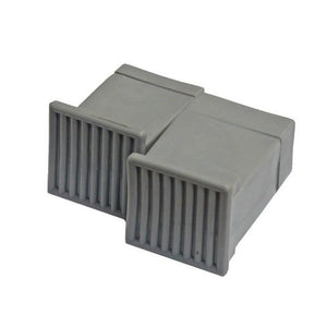 Rafter Ends in Grey (98655-188) - 98655-188