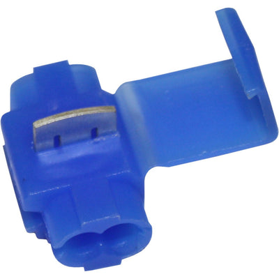 Blue Scotch Lock for 1.5mm²-2.5mm² Cable (100 Pack)  713392