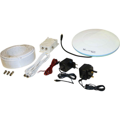 Shakespeare HD Marine Television Antenna (1.5m Cable / UHF/FM/VHF)  716576
