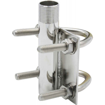 Heavy Duty Vertical Antenna Base (Stainless Steel)  716596