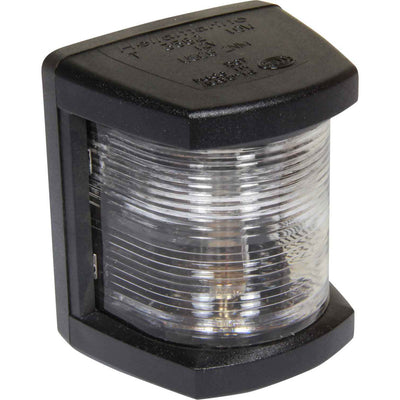 Hella 3562 Masthead White Navigation Light (Black Case / 12V / 10W)  721004