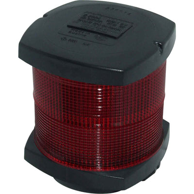 Hella 2984 All Round Red Navigation Light (Black Case / 12V / 25W)  721108