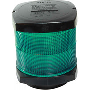 Hella 2984 All Round Green Navigation Light (Black Case / 12V / 25W)  721109