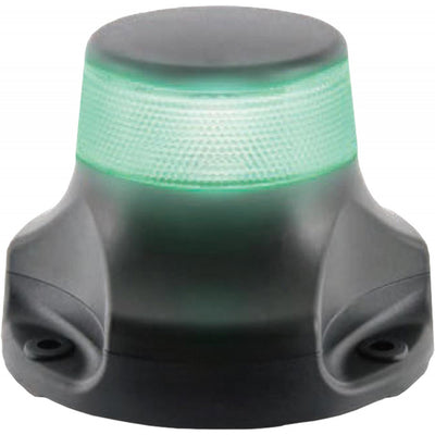 Hella NaviLED 360 Pro All Round Green Navigation Lamp (Black Case)  721261