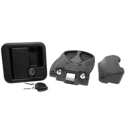 M1 Complete Lock Assembly Black Type 2 - 1059KIT51EN