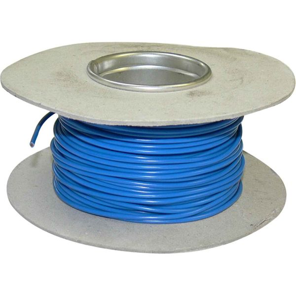ASAP Electrical 1 Core 1.5mm² Blue Thin Wall Cable (100m)  734129-B