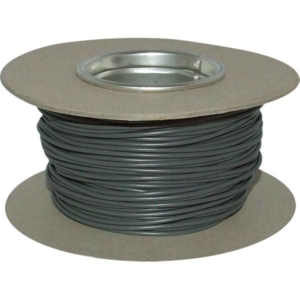 ASAP Electrical 1 Core 1.5mm² Grey Thin Wall Cable (100m)  734129-E