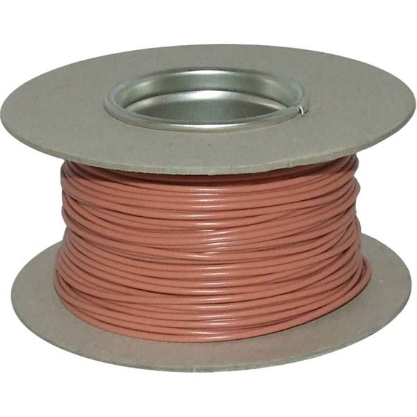 ASAP Electrical 1 Core 1.5mm² Pink Thin Wall Cable (100m)  734129-H