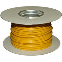 ASAP Electrical 1 Core 2mm² Yellow Thin Wall Cable (50m)  734135-M