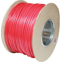 ASAP Electrical 1 Core 4.5mm² Red Thin Wall Cable (100m)  734169-K