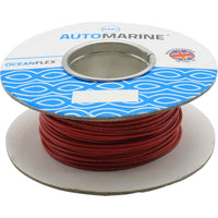 Oceanflex Tinned Thin Wall Cable for LEDs (Red / 1mm² / 50m)  748105-K