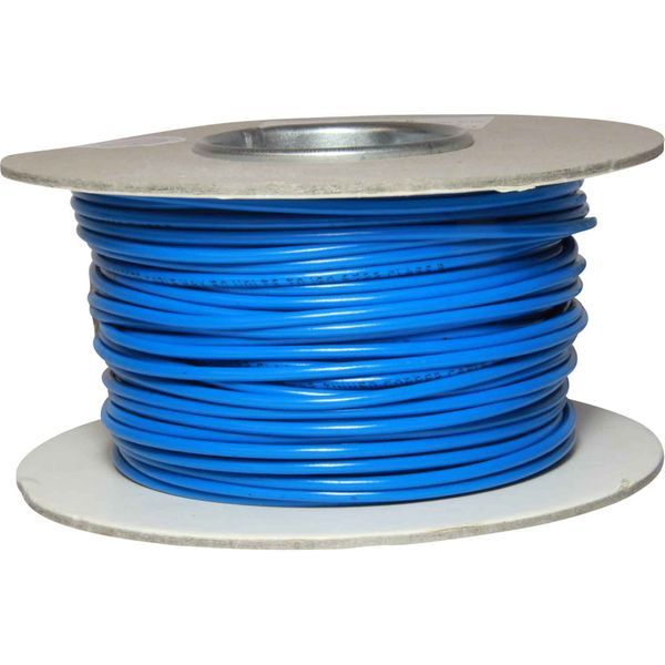 Oceanflex 1 Core 2.5mm² Tinned Blue Thin Wall Cable (50m)  748125-B