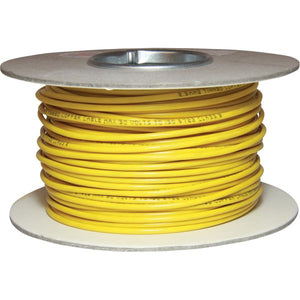 Oceanflex 1 Core 2.5mm² Tinned Yellow Thin Wall Cable (50m)  748125-M
