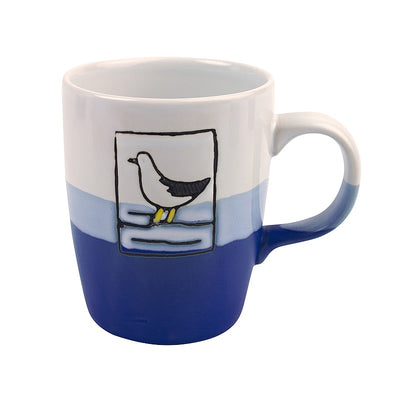 Coastal Seagull or Lighthouse Mug