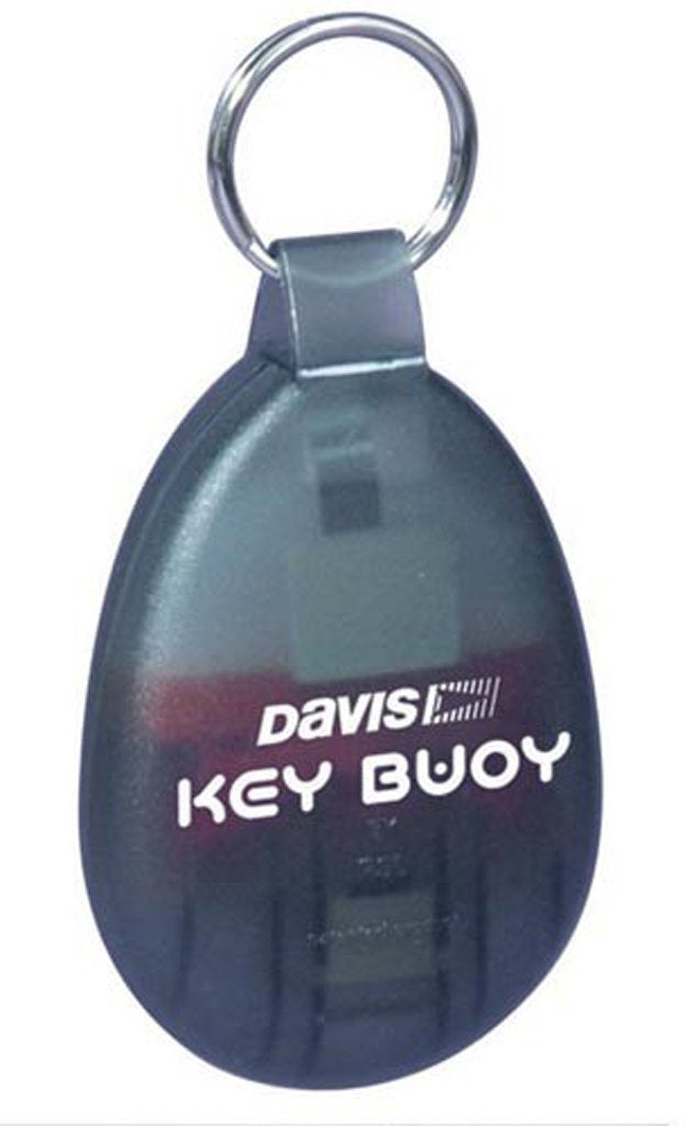 KEY BUOY self-inflating key ring, - Never Lose Keys in the Water Again!