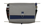 Sea Rail Bag Deluxe (with Removable Cover) - 40 cm x 30 cm x 20 cm – grey